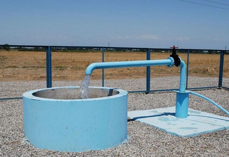 На освобожденных территориях Азербайджана восстанавливают субартезианские скважины