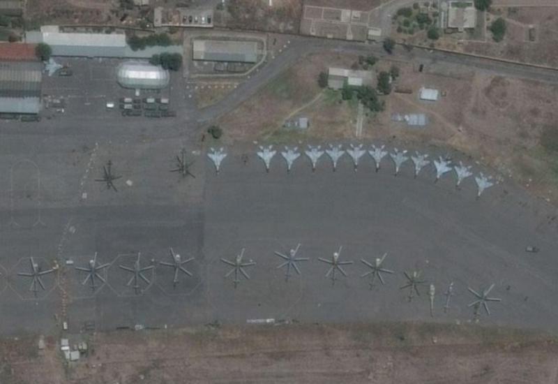 В Армению переброшены 13 истребителей МиГ-29