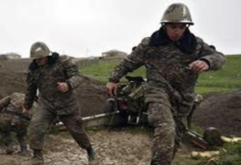 Армянские солдаты отказываются участвовать в боях