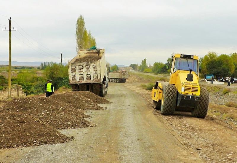 В Карабахе построено свыше 200 км дорог