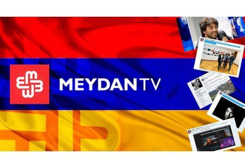 Meydan TV работает на армянское лобби