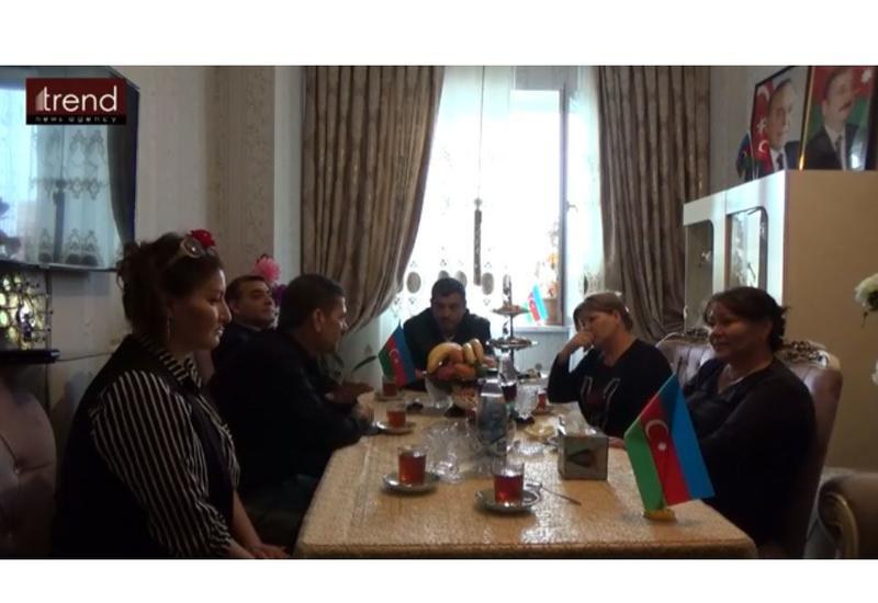 Благодарю Президента Ильхама Алиева за радостную весть об освобождении Зангилана