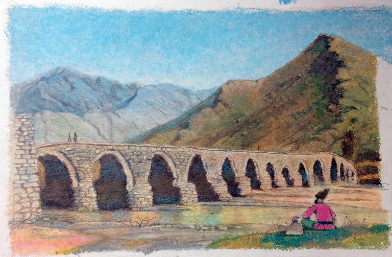 Уникальные Худаферинские мосты были под угрозой затопления
