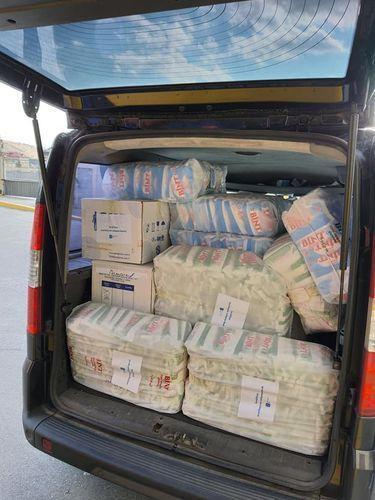 Израиль направил в Азербайджан гуманитарную помощь