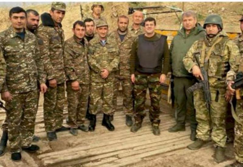 Очередной позор в армянской армии
