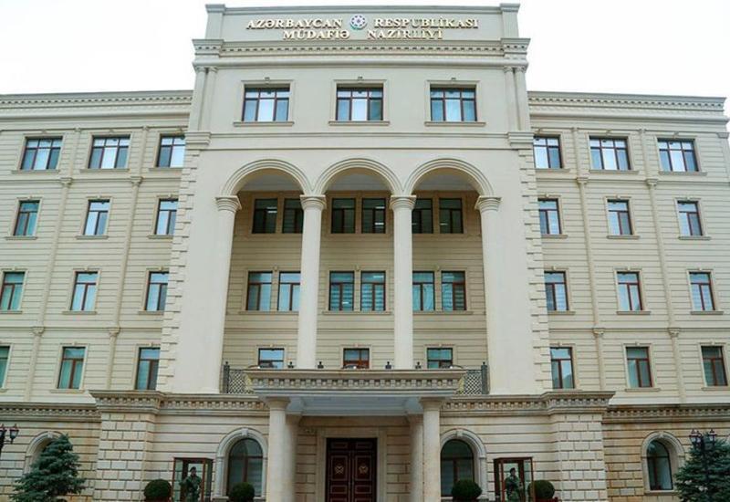 Минобороны Азербайджана опровергло очередную ложь ВС Армении