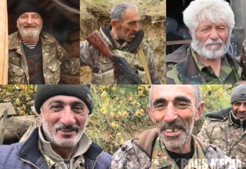Старые, беззубые и потерянные - реальное положение армянской армии