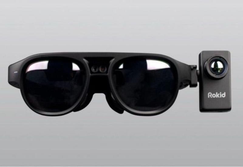 В Китае создали смарт-очки, измеряющие температуру на расстоянии