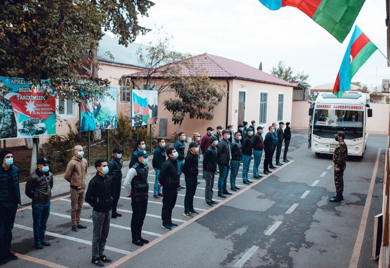 Азербайджанские призывники продолжают тестироваться на COVİD-19