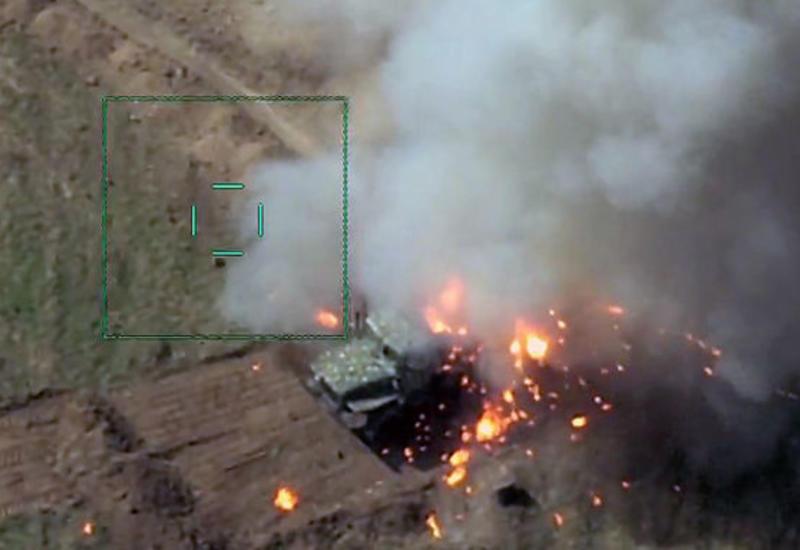 ВС Азербайджана разгромили противника, нанесены удары по армянским позициям