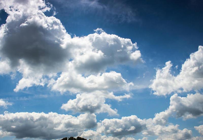 Завтра в Баку ожидается облачная погода