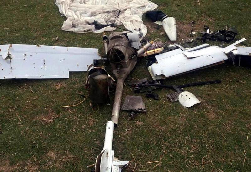 ВС Азербайджана уничтожили еще 4 армянских беспилотника