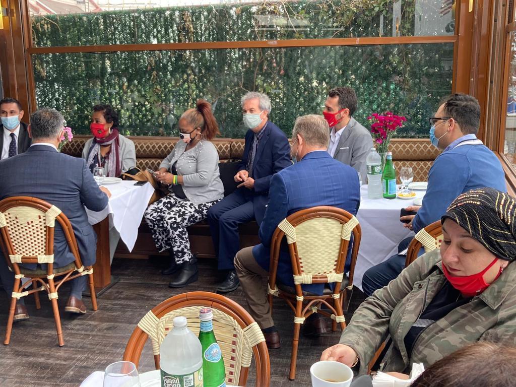 Azərbaycan-Nyu-York Assosiasiyasının rəhbəri Amerika Nümayəndələr Palatasının üzvü ilə görüşüb