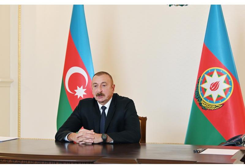 Prezident İlham Əliyev: Ermənistan hökuməti əhalini Türkiyə ilə qorxutmağa çalışmamalıdır