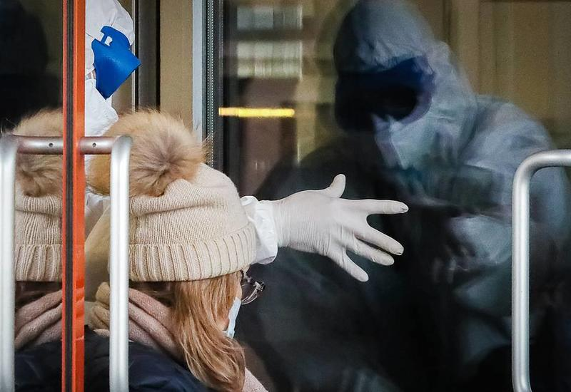 В России за сутки выявили 16 521 случай заражения коронавирусом