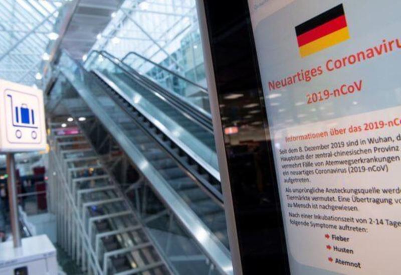 В Берлине вступают в силу ужесточенные меры против распространения коронавируса