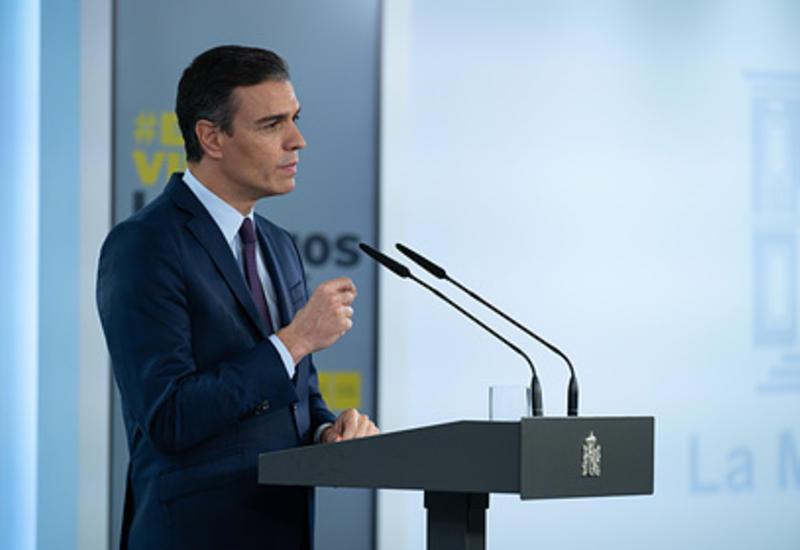 Премьер Испании заявил о еще 2 миллионах неучтенных граждан с коронавирусом