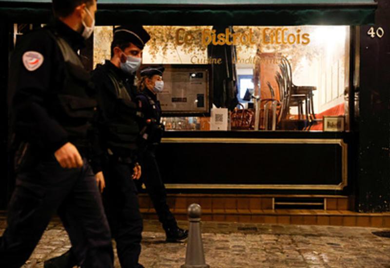 Комендантский час из-за пандемии обошелся Франции в миллиарды евро