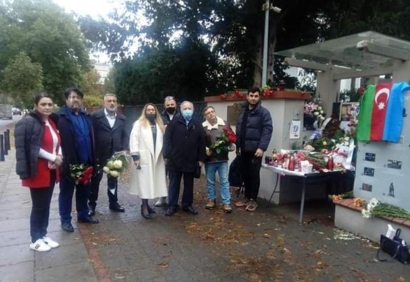 В Польше почтили память жертв армянского теракта в Гяндже