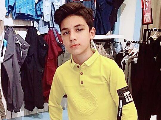 Подросток, погибший сегодня в результате армянского террора, гостил у тети