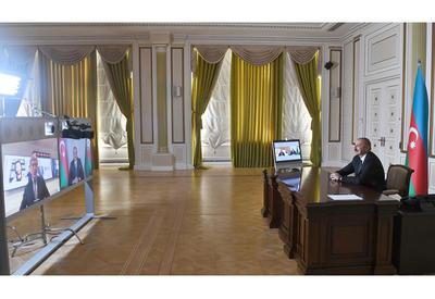 Президент Ильхам Алиев: Если войну начал я, то почему я ждал 17 лет?