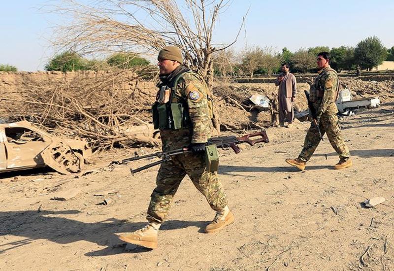 """В Афганистане ликвидировали одного из главарей """"Аль-Каиды"""""""