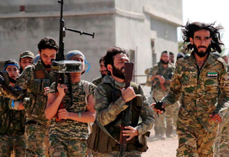 Xarici muzdlular erməni işğalçılarla yan-yana