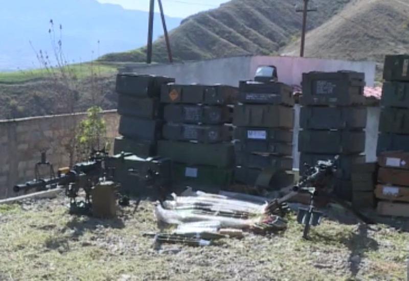Азербайджанская армия разгромила армян, пытавшихся атаковать Губадлинский район