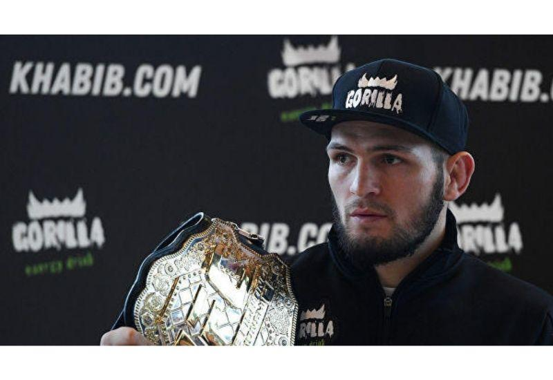 Хабиб Нурмагомедов заявил, что провел последний бой в UFC