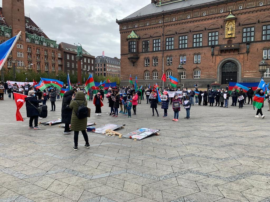 В Копенгагене осудили армянский теракт в Гяндже