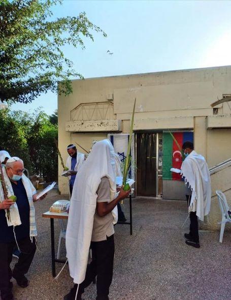 В Израиле прочитали молитвы за победу Азербайджана