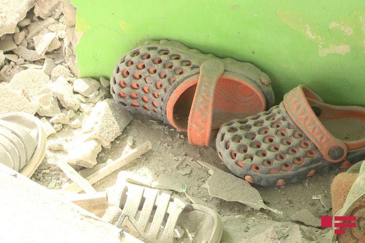 Армяне обстреляли дом малютки в Агдамском районе