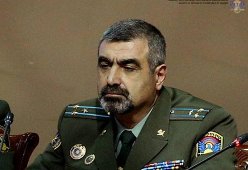 В Армении уволили командующего погранвойсками