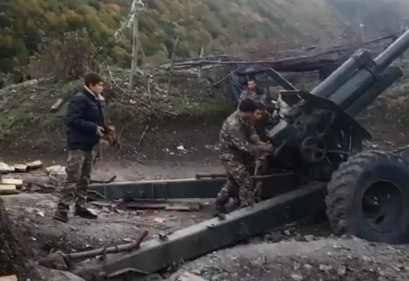 Привлечение Арменией детей к боям в Карабахе доказывает ее преступную сущность