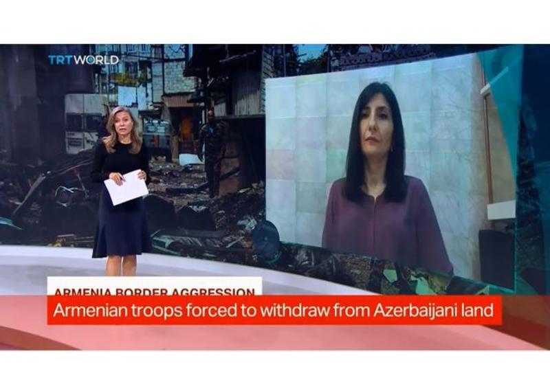 Армения никогда не была сторонницей мира