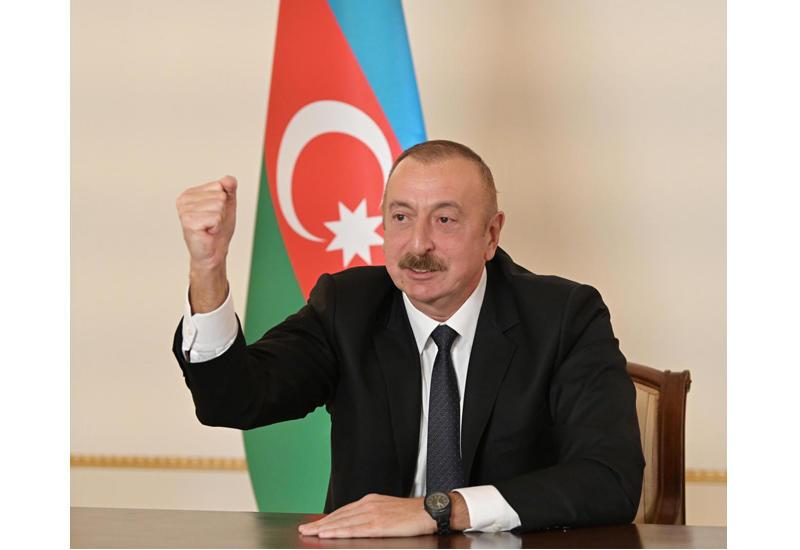 Президент Ильхам Алиев: Мы пойдем до конца, до последнего