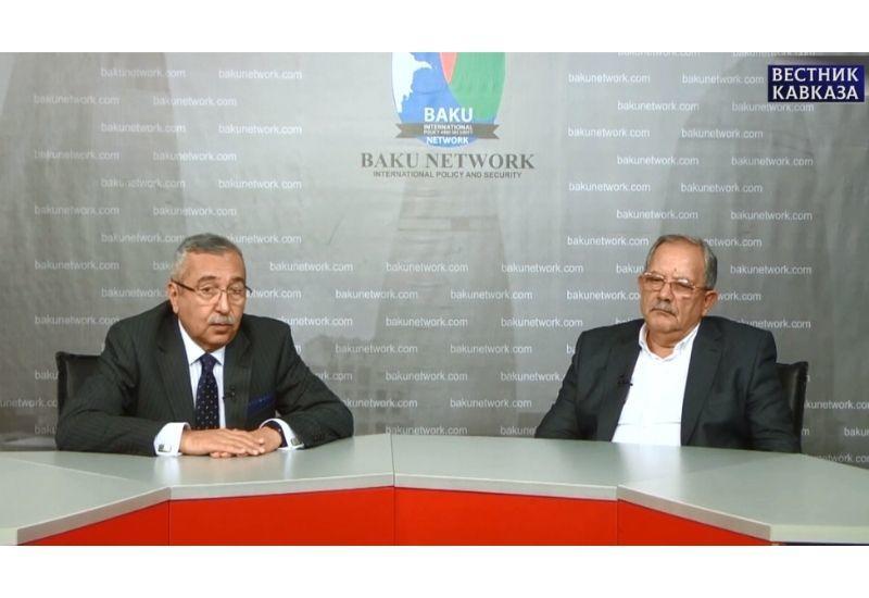 Российские и азербайджанские эксперты о последних событиях в Карабахе