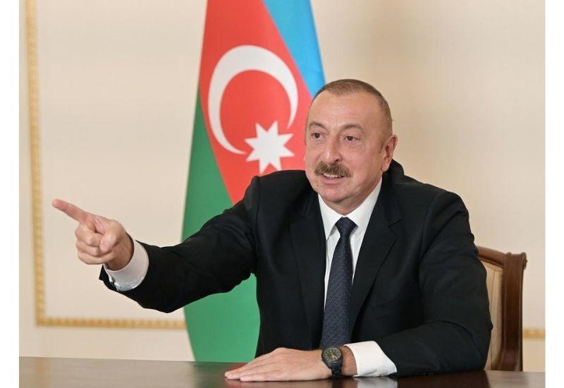Президент Ильхам Алиев: За эти 28 лет было столько бесполезных встреч, одной больше, одной меньше, разницы нет