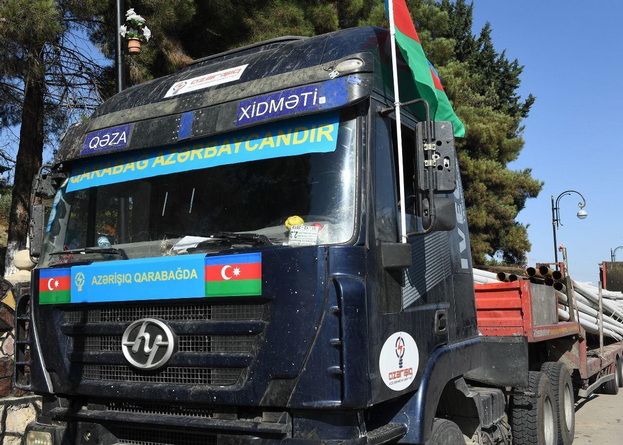 В дома Карабаха придет свет