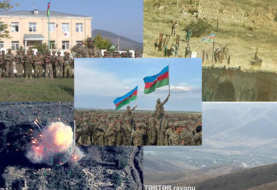 Азербайджан сделал за 30 дней то,  что весь мир не смог за 30 лет