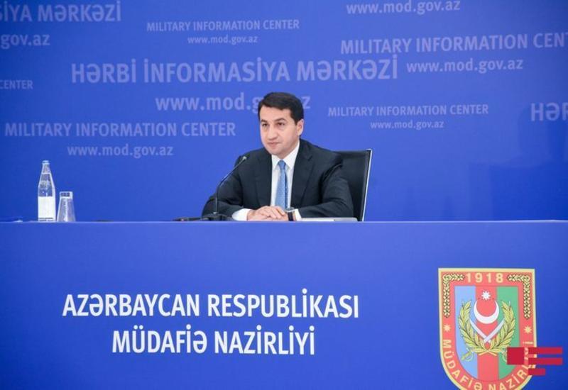 Армения вынуждает ВС Азербайджана принять контрмеры