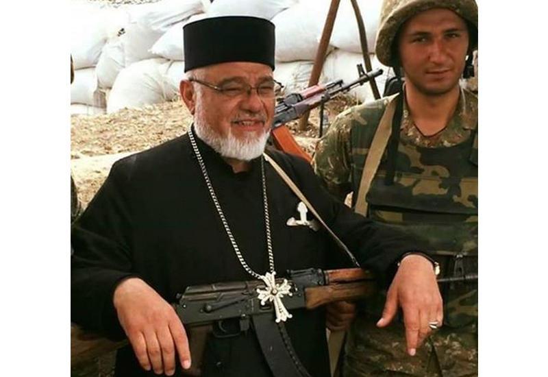 Армянская церковь поощряет террор
