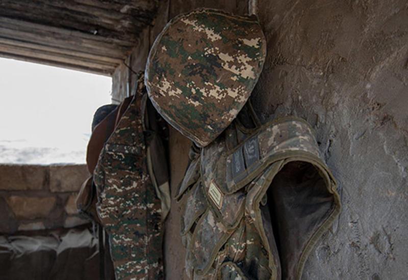Армянские солдаты отказываются сражаться