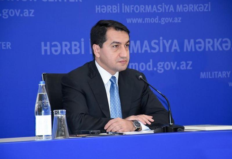 После завершения оккупации ГПС будет действовать в соответствующем порядке вдоль азербайджанской границы