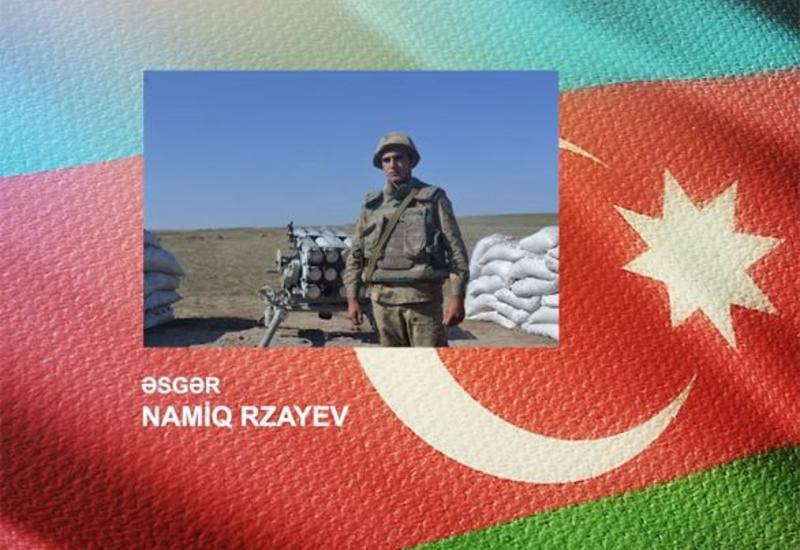 Наши герои: Раненый азербайджанский солдат не бросил своих сослуживцев