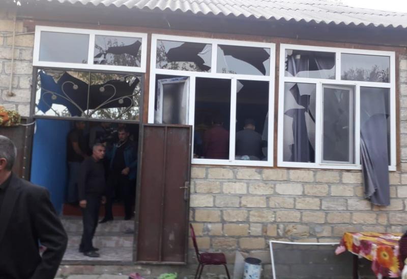 Армянская армия обстреляла Барду,