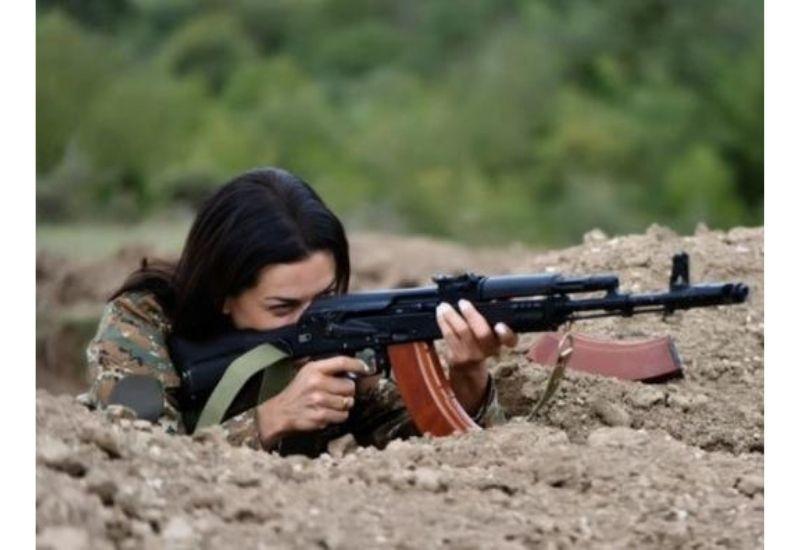 Жена Пашиняна едет в оккупированный Карабах