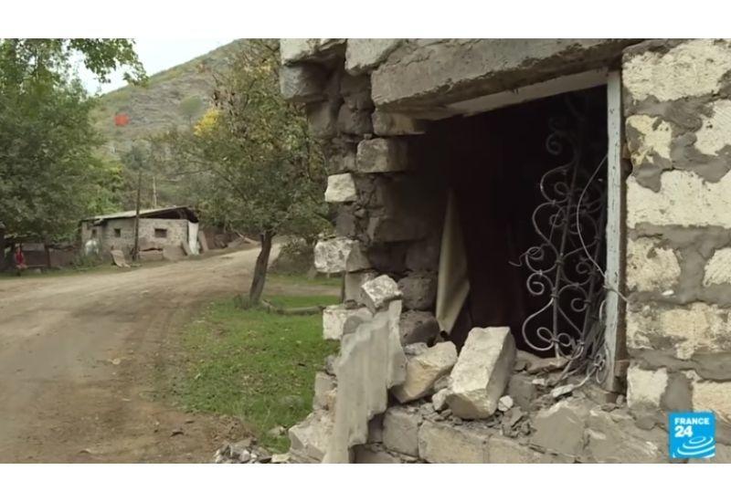"""Граждане Франции перебрасываются в Карабах под видом """"добровольцев"""""""