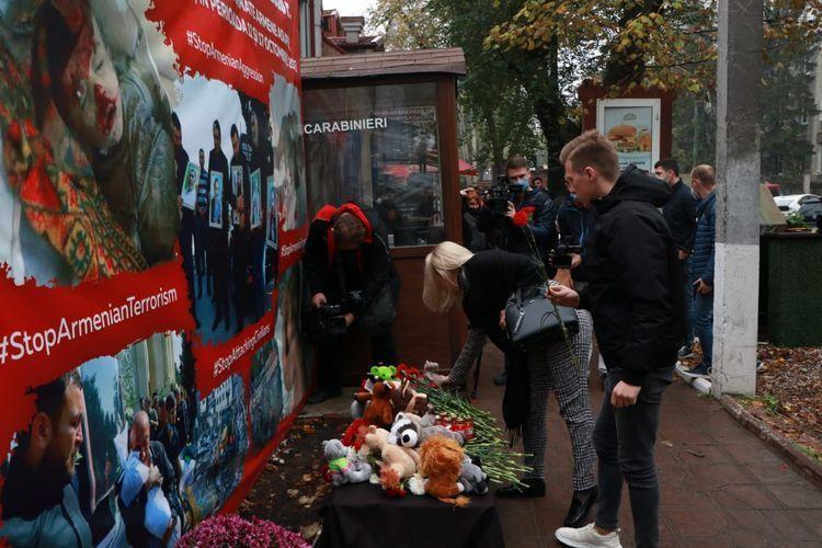 В Молдове почтили память жертв ракетного удара Армении по Гяндже