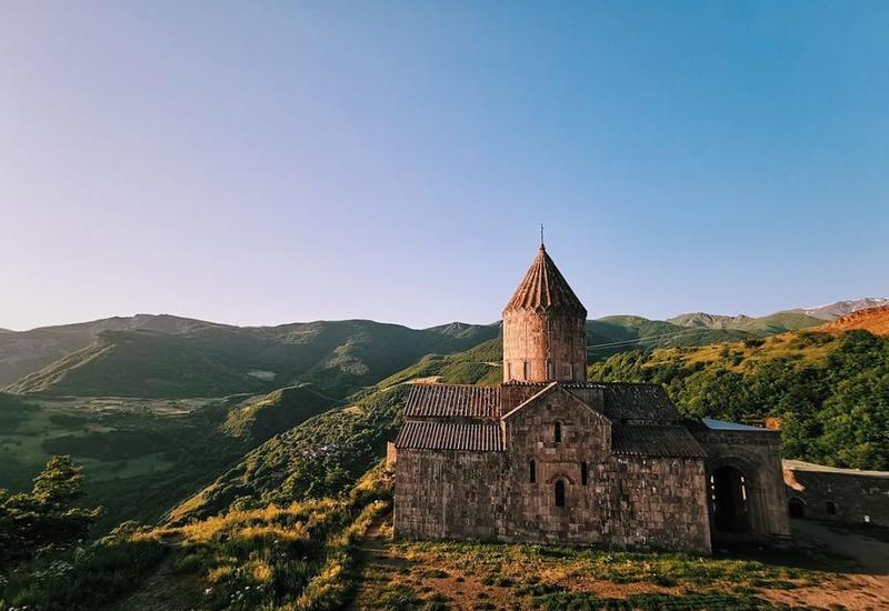 Село Черели Губадлинского района в блоге Зейнаб Джахан